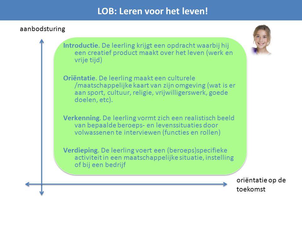 LOB: Leren voor het leven!