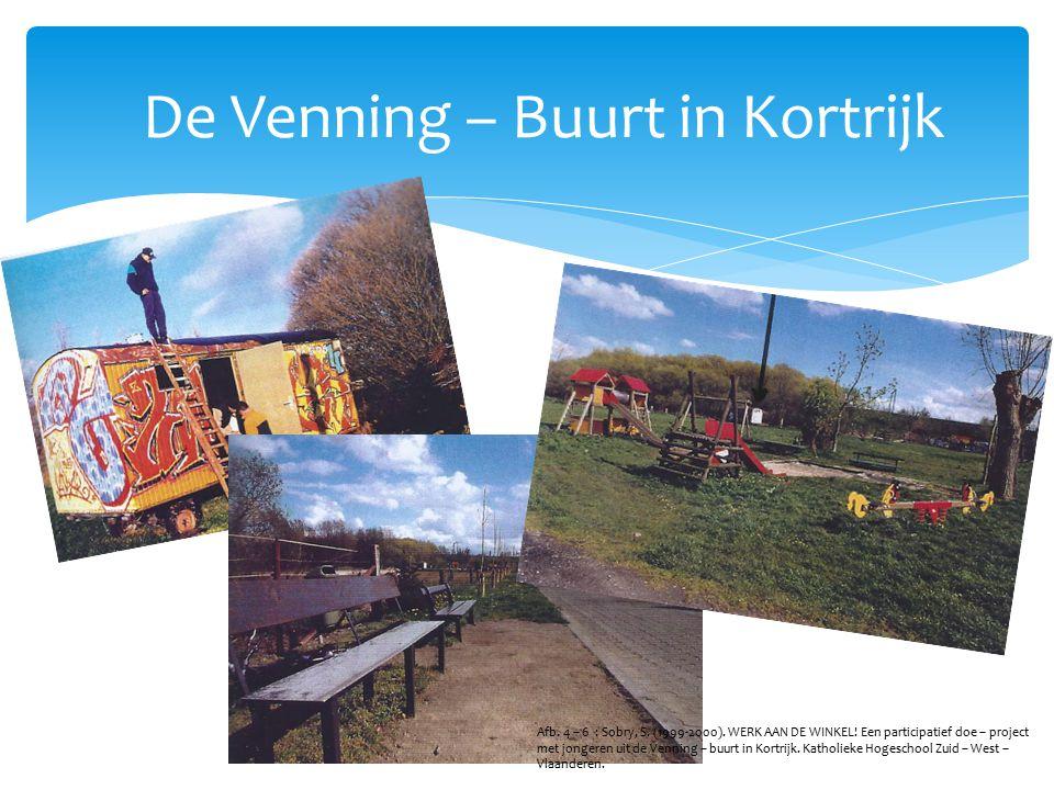 De Venning – Buurt in Kortrijk