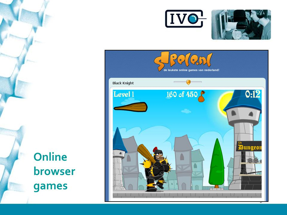 Online browser games
