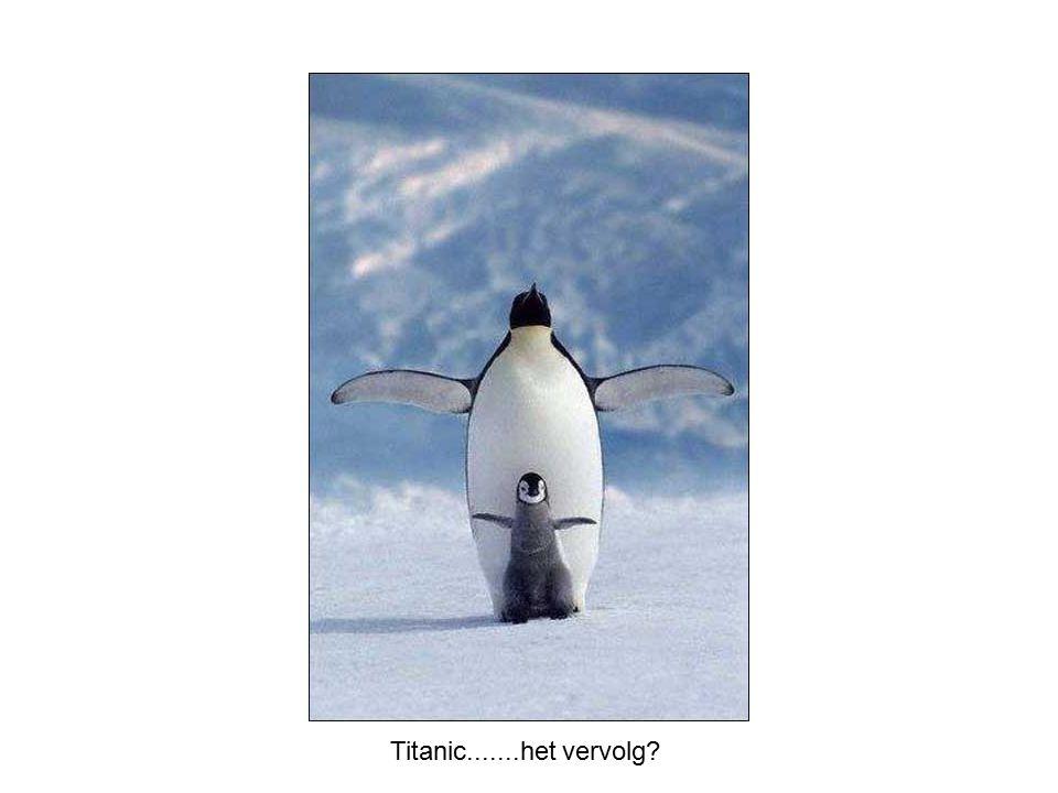 Titanic.......het vervolg