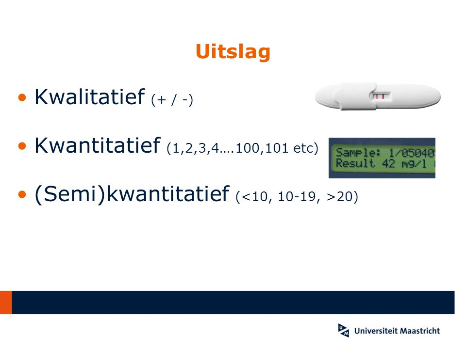 (Semi)kwantitatief (<10, 10-19, >20)