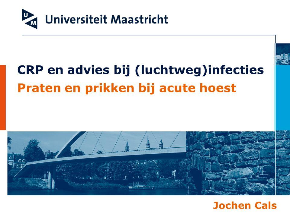 CRP en advies bij (luchtweg)infecties