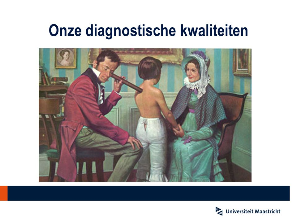 Onze diagnostische kwaliteiten