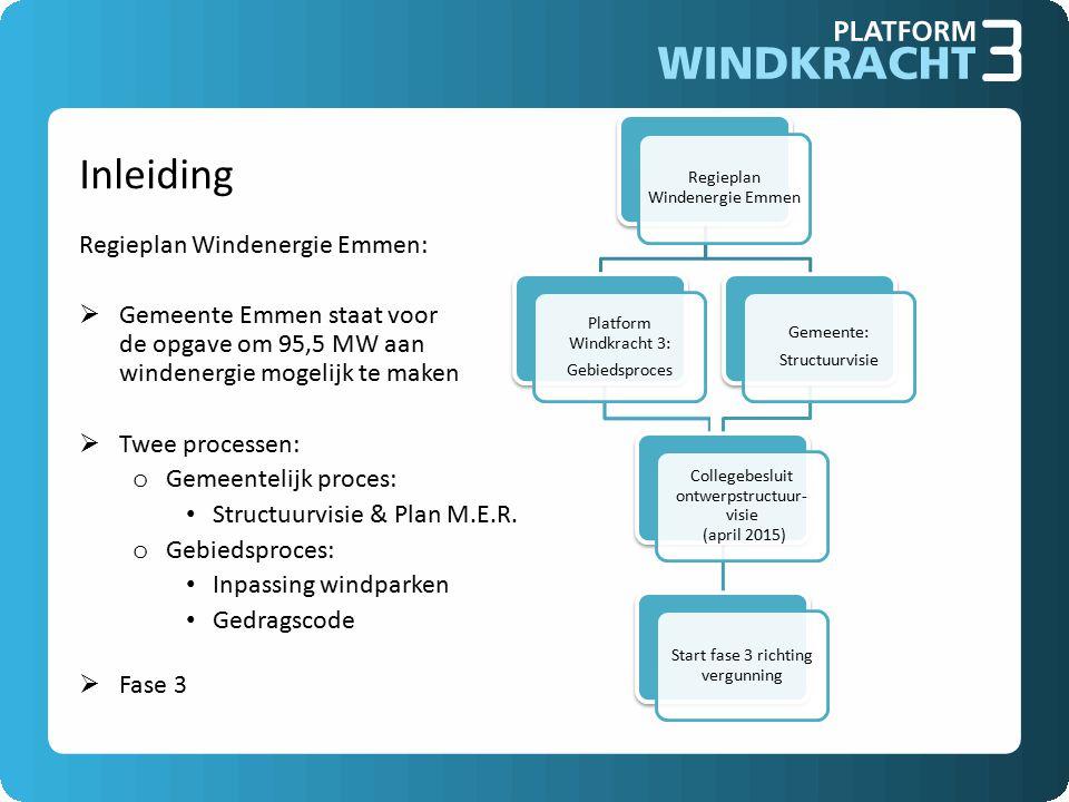 Regieplan Windenergie Emmen