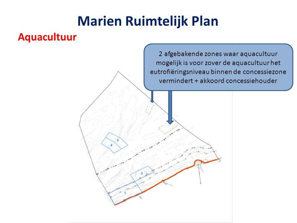 Marien Ruimtelijk Plan Aquacultuur