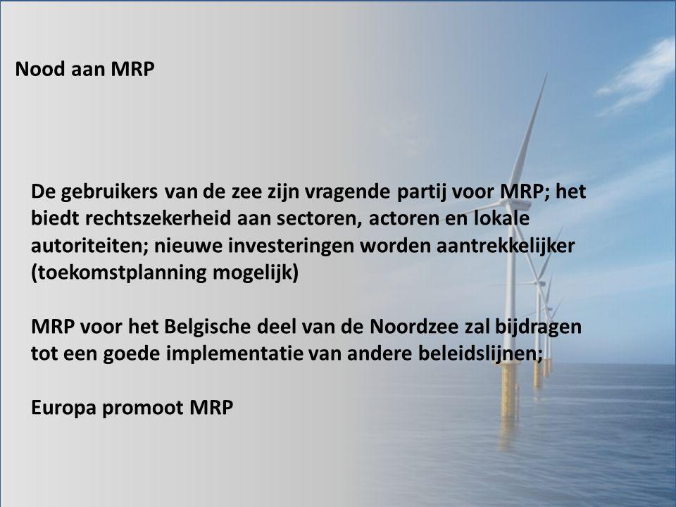 Nood aan MRP