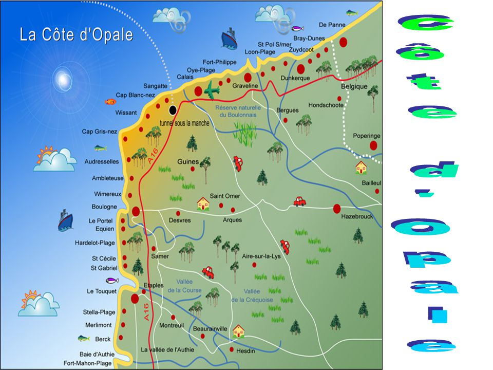 Côte d Opale