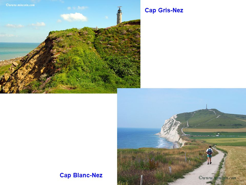 Cap Gris-Nez Cap Blanc-Nez
