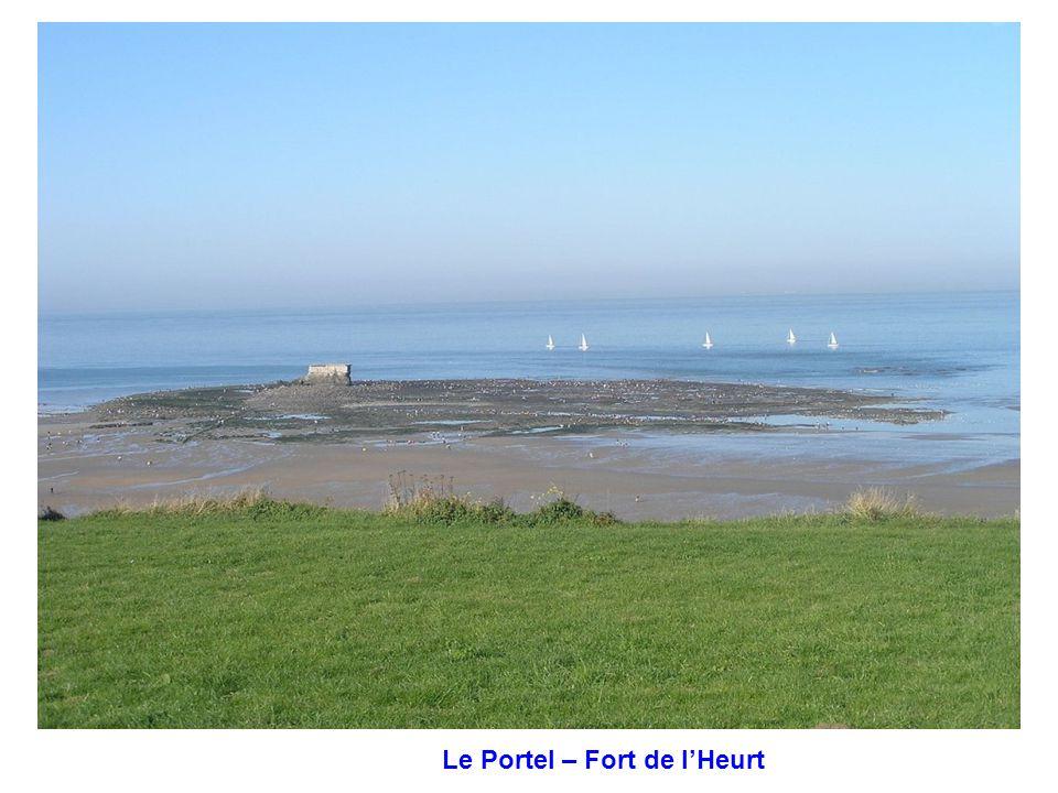 Le Portel – Fort de l'Heurt