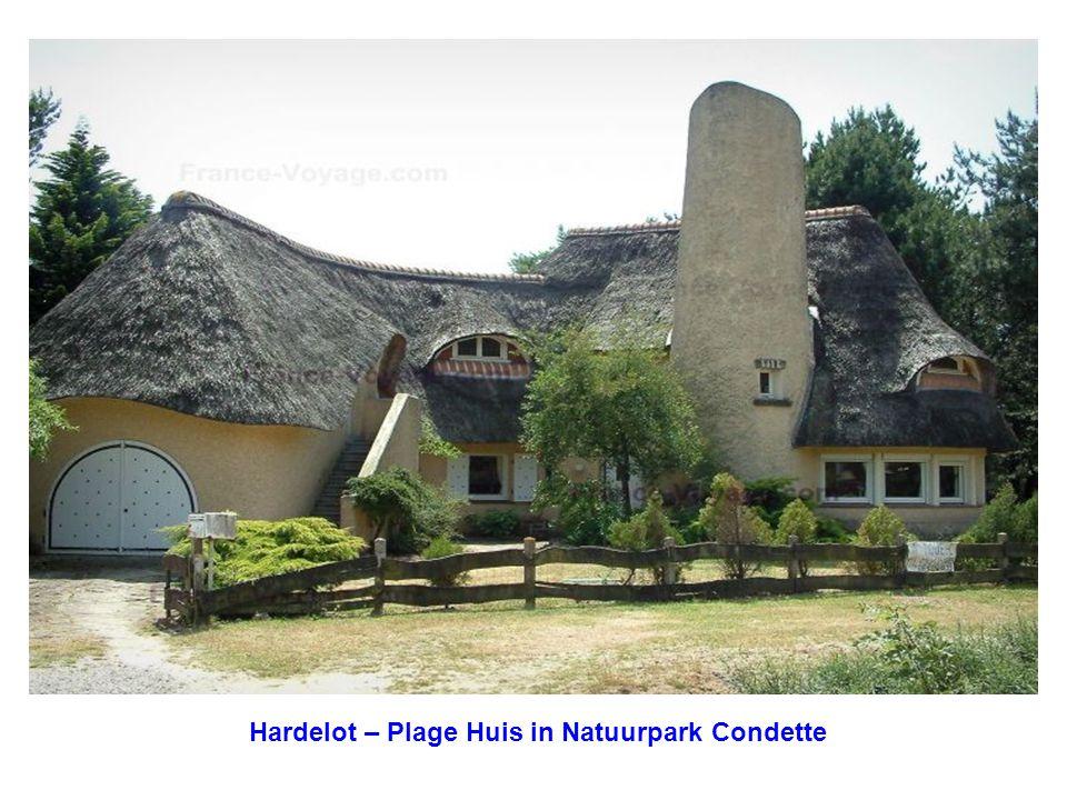 Hardelot – Plage Huis in Natuurpark Condette