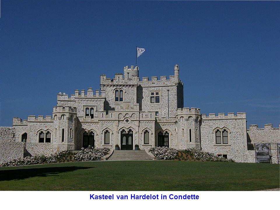 Kasteel van Hardelot in Condette