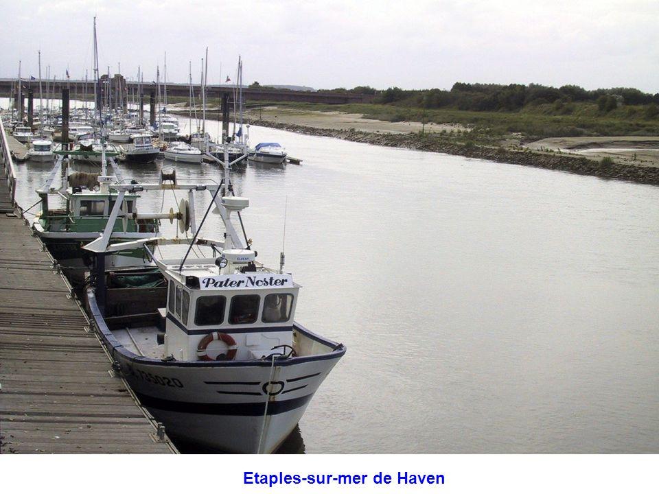 Etaples-sur-mer de Haven