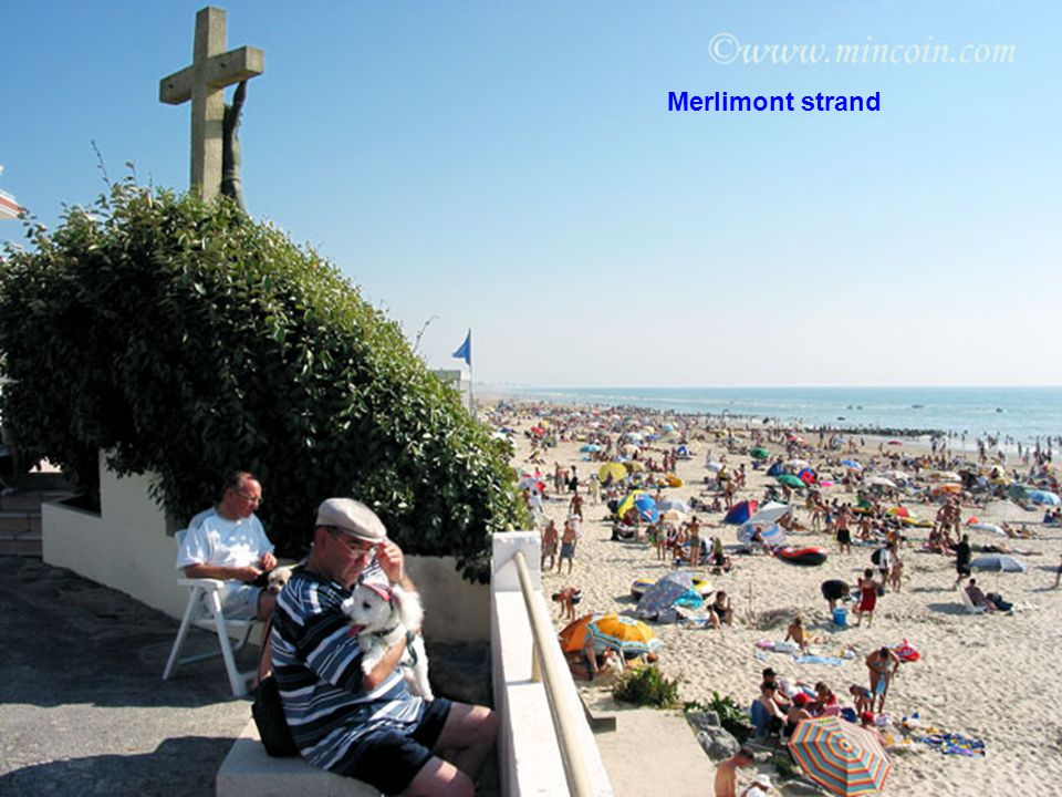 Merlimont strand