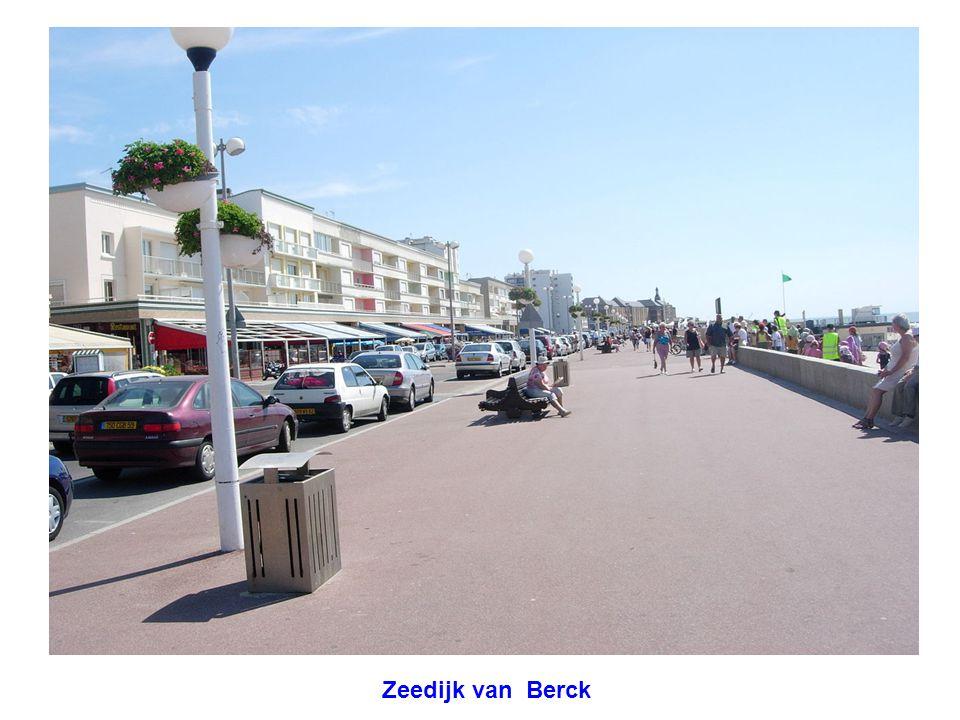 Zeedijk van Berck