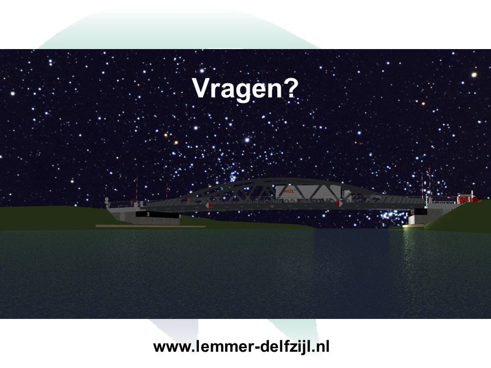 Vragen www.lemmer-delfzijl.nl