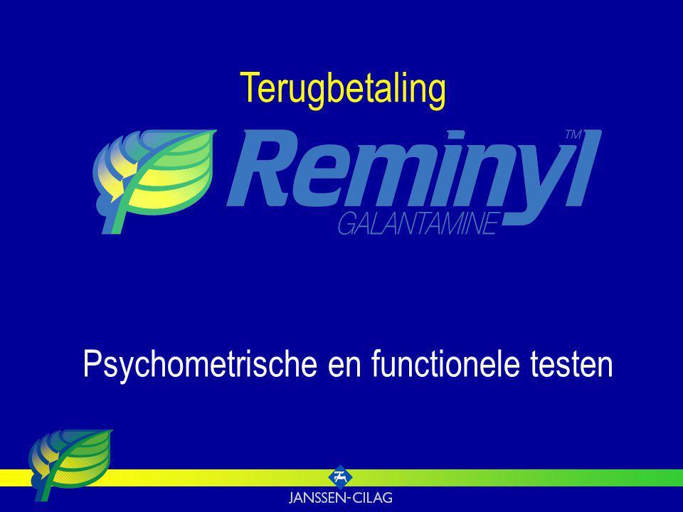 Psychometrische en functionele testen