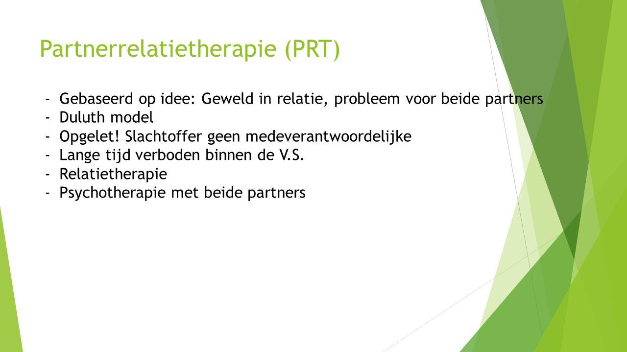Partnerrelatietherapie (PRT)