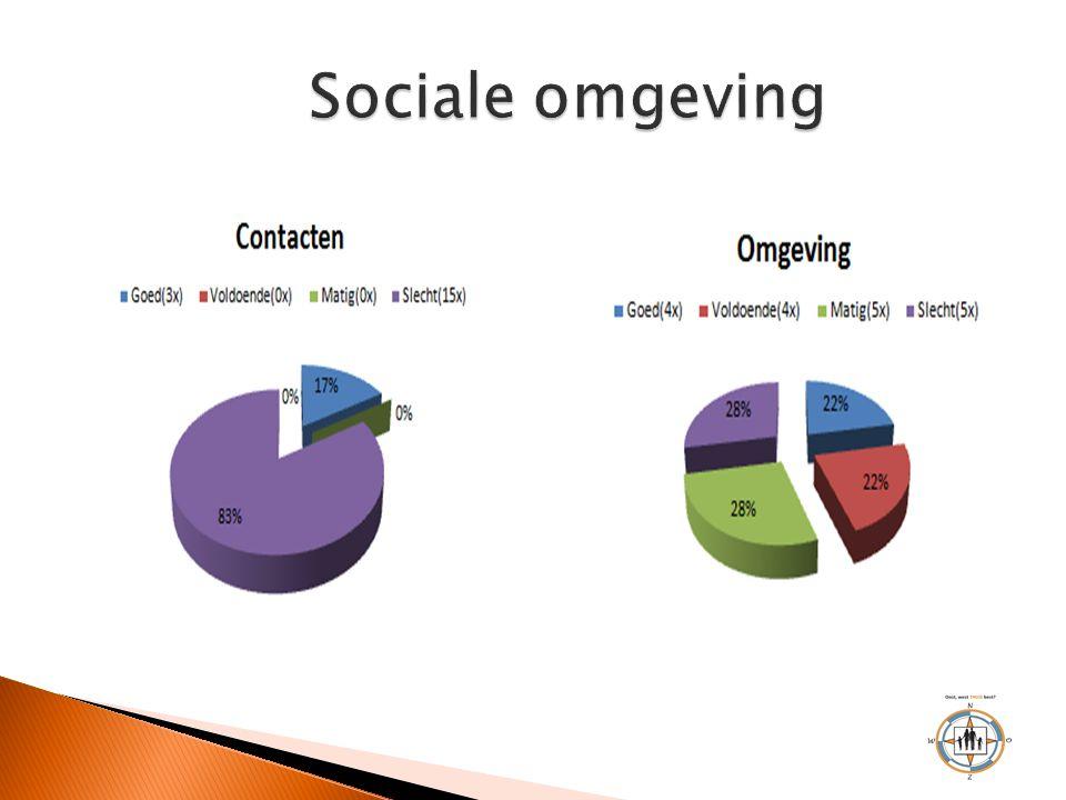 Sociale omgeving