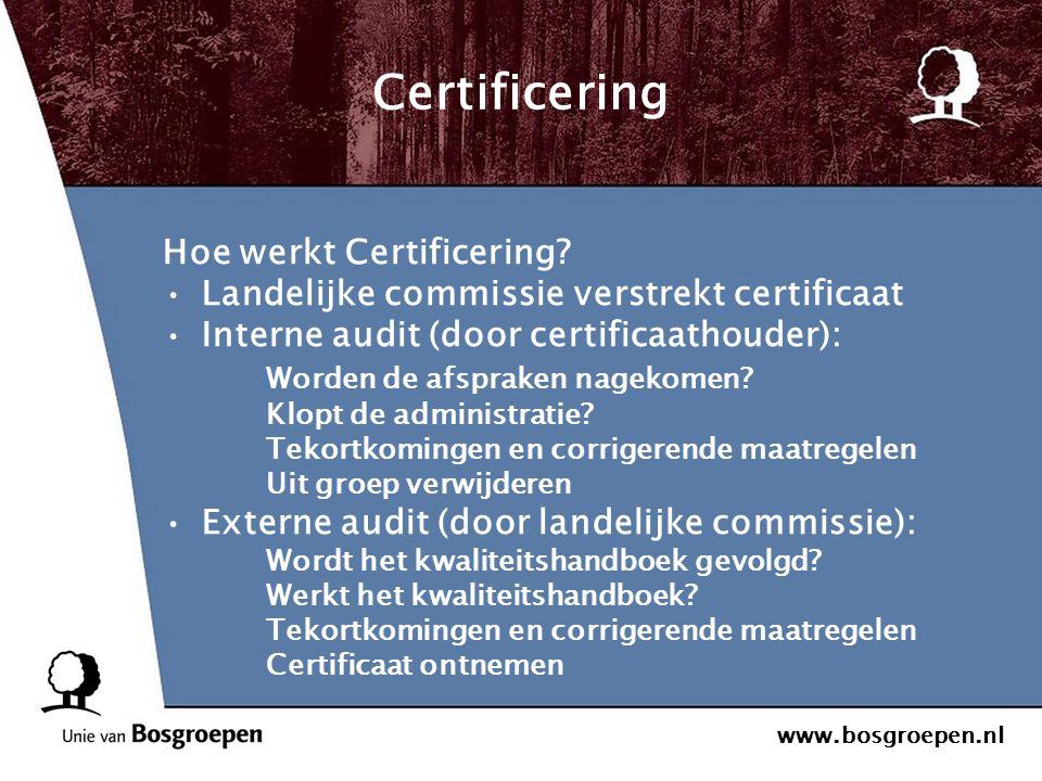 Certificering Hoe werkt Certificering