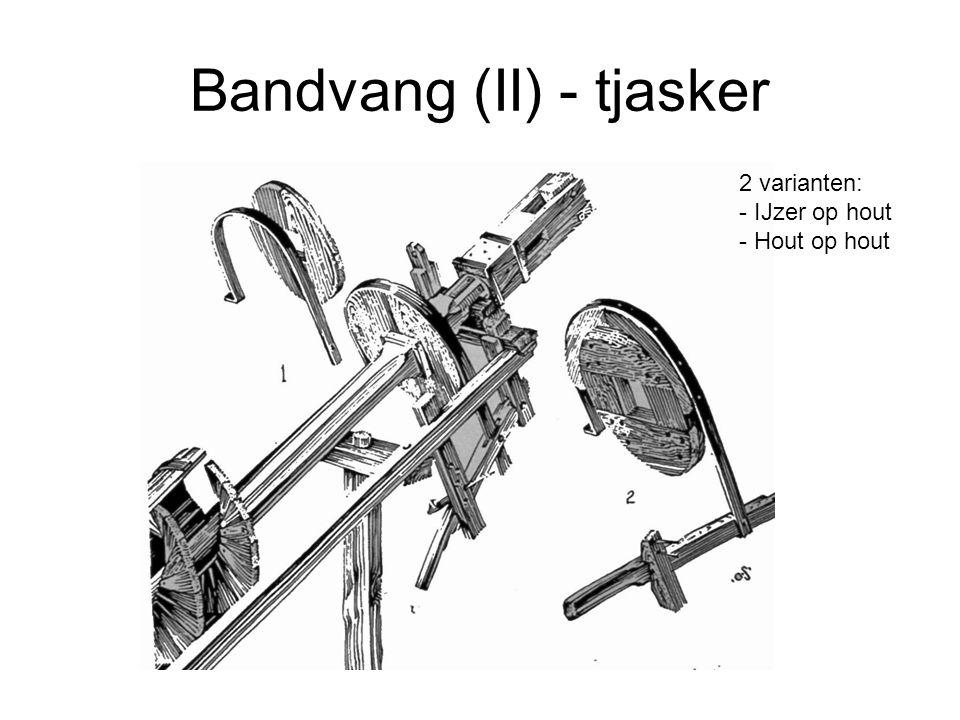 Bandvang (II) - tjasker
