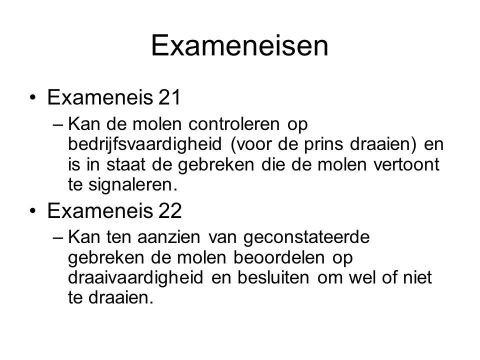 Exameneisen Exameneis 21 Exameneis 22