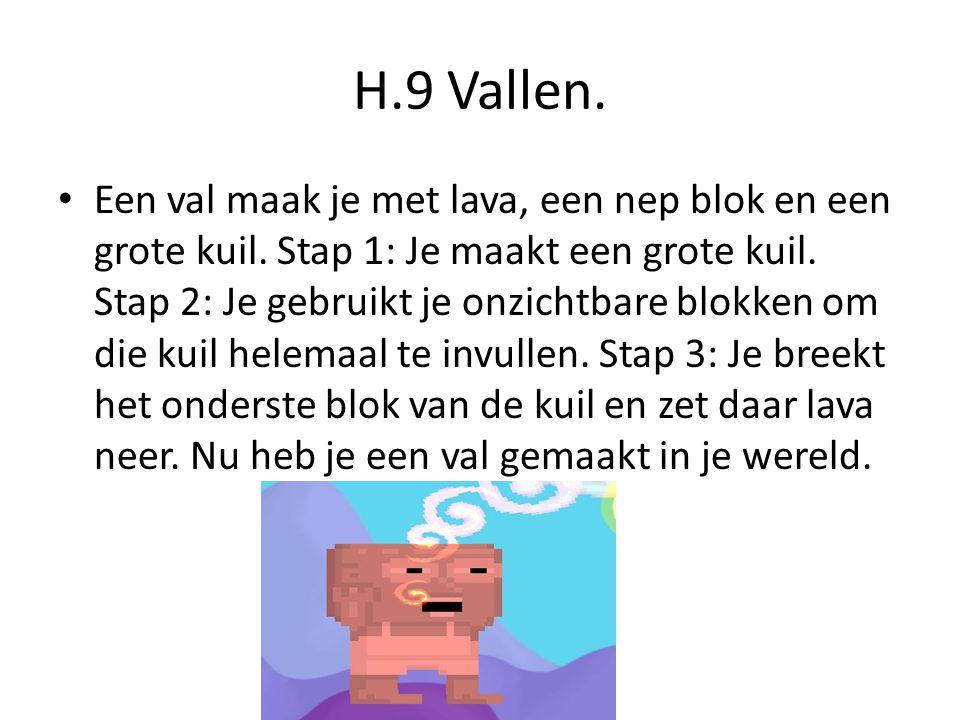 H.9 Vallen.