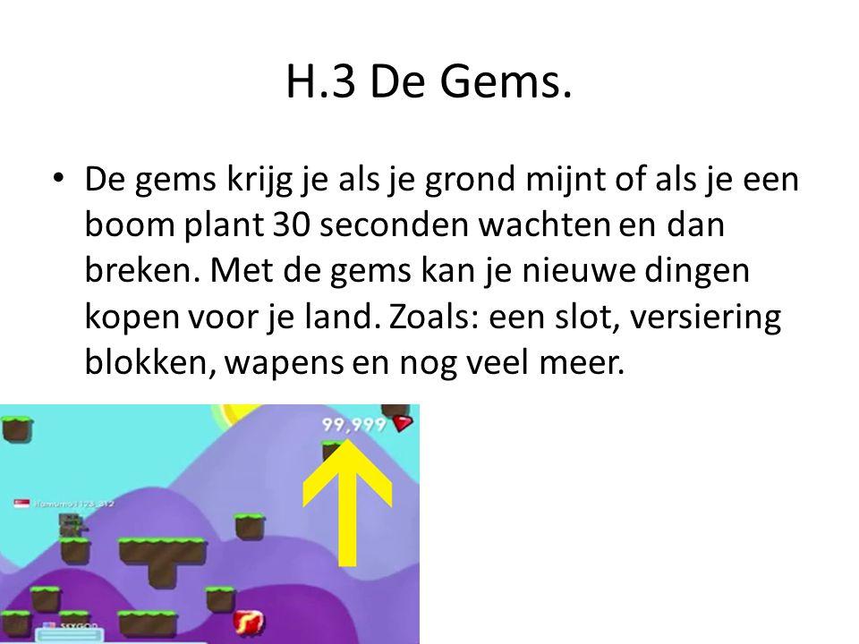 H.3 De Gems.