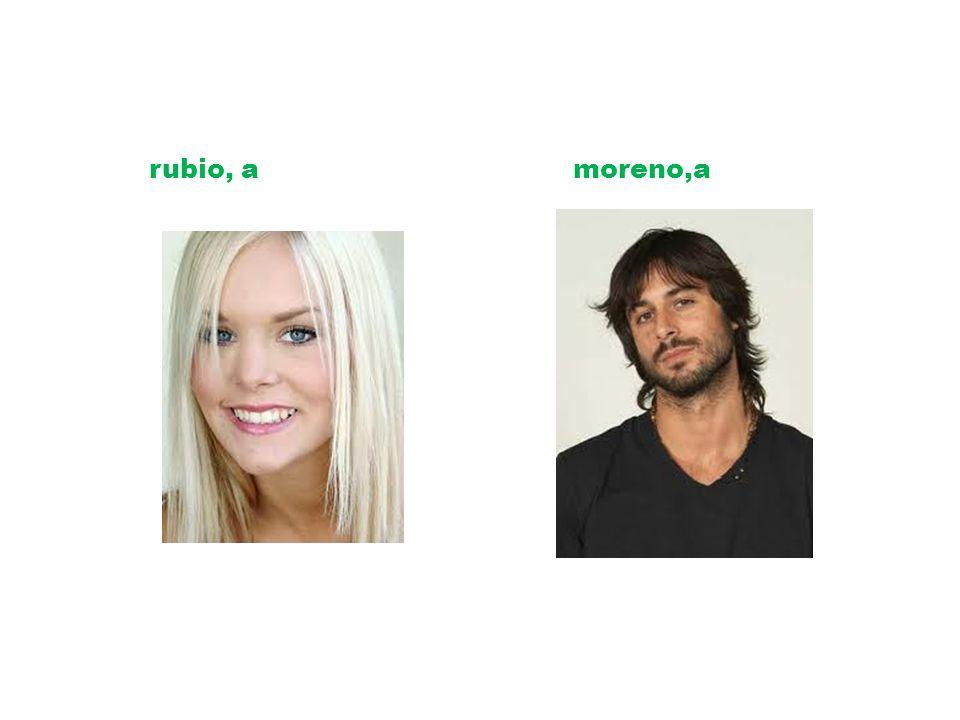 rubio, a moreno,a