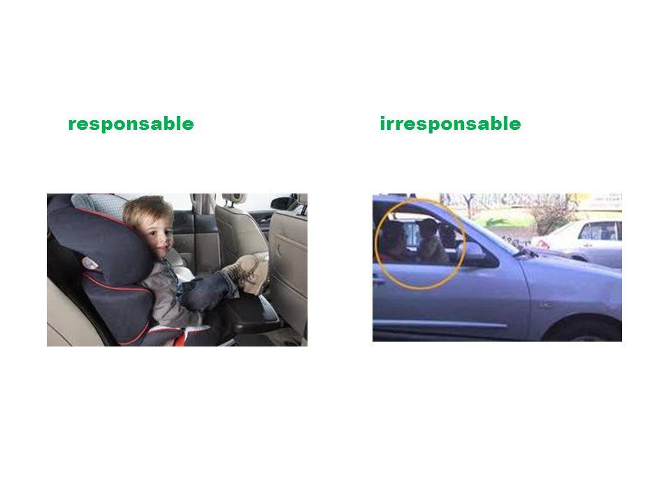 responsable irresponsable