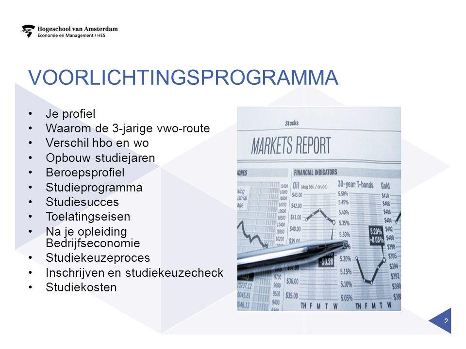 voorlichtingsProgramma