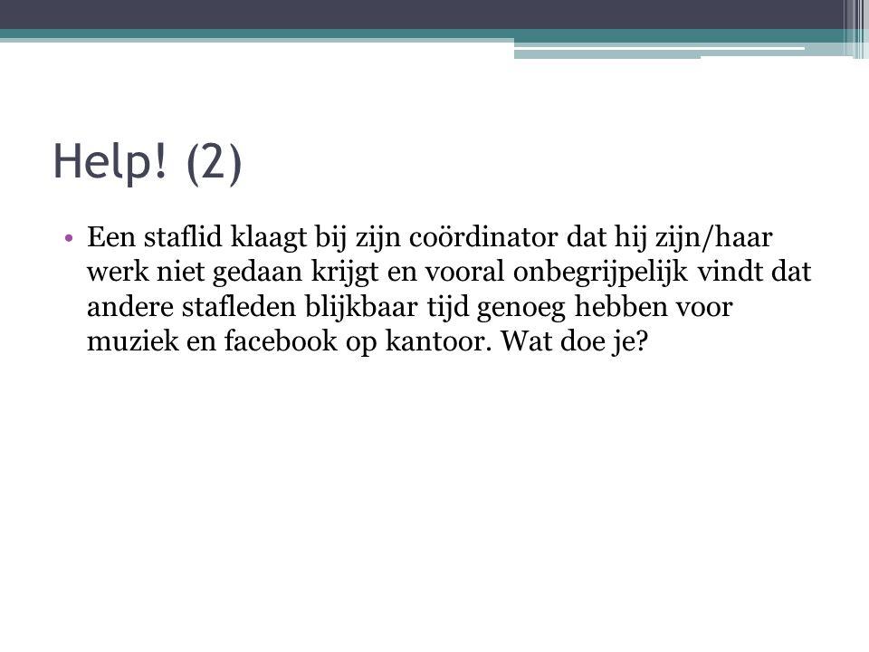 Help! (2)
