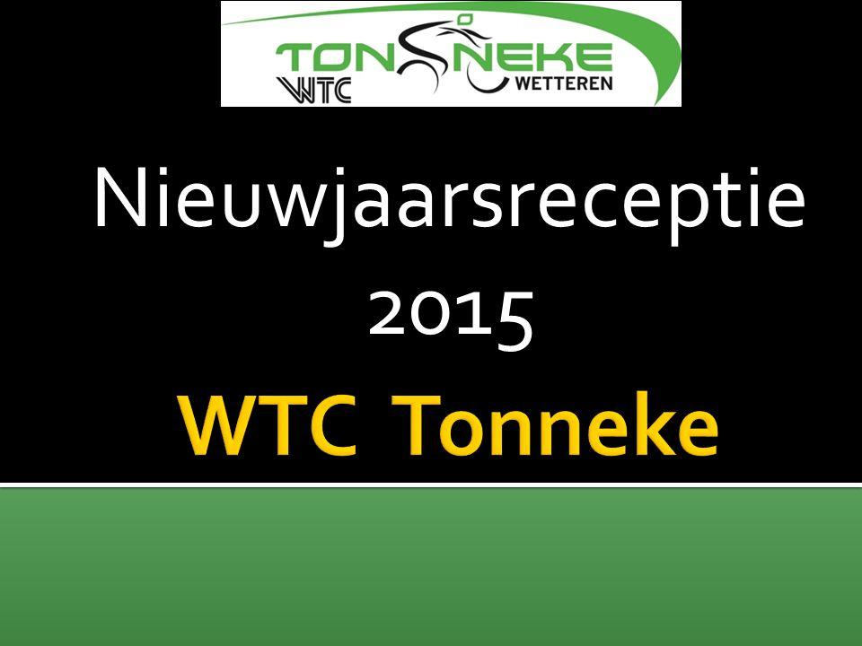 Nieuwjaarsreceptie 2015 WTC Tonneke