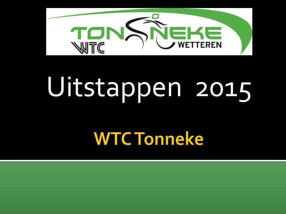 Uitstappen 2015 WTC Tonneke