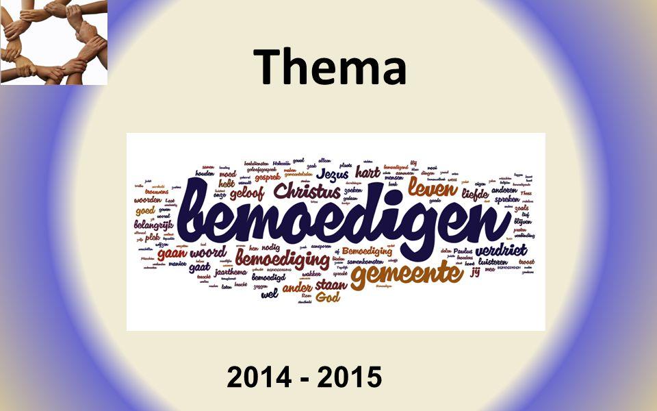 Thema 2014 - 2015