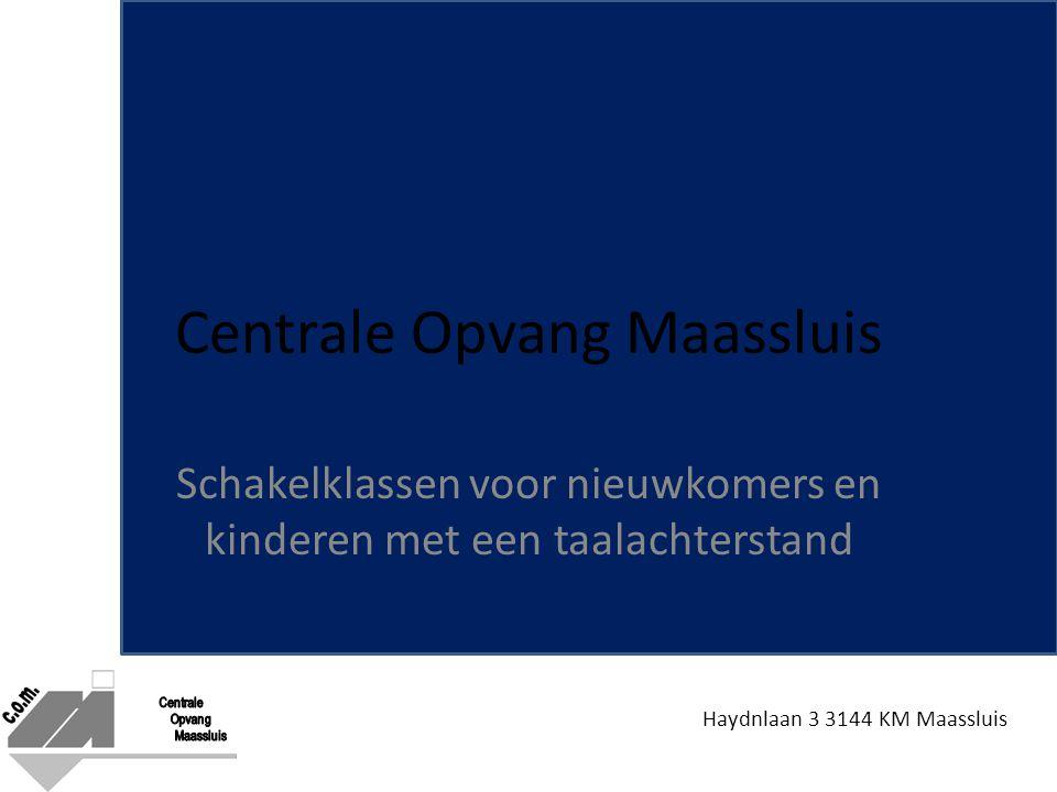 Centrale Opvang Maassluis
