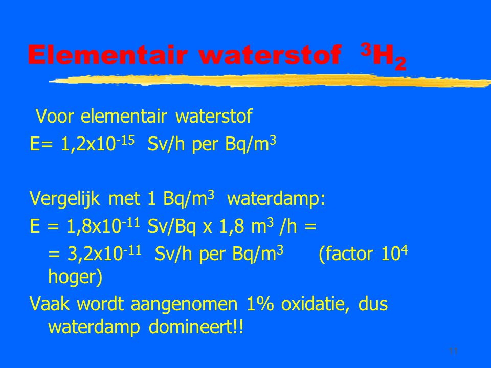 Elementair waterstof 3H2