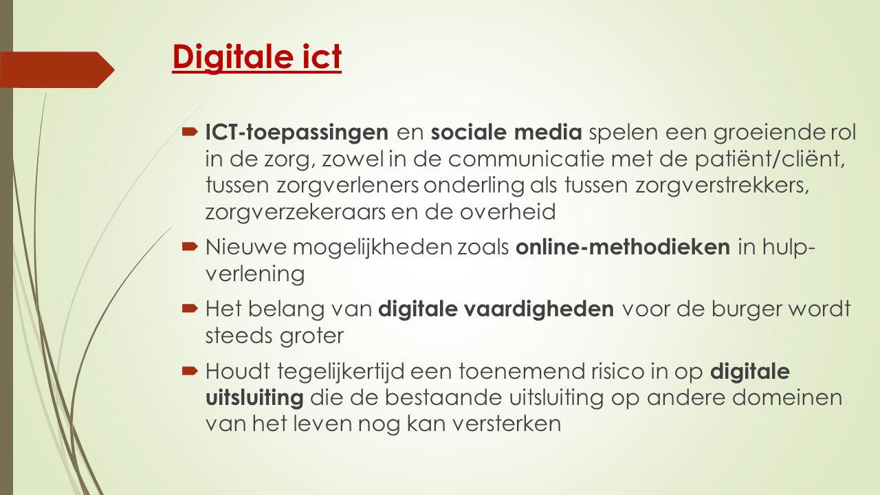 Digitale ict