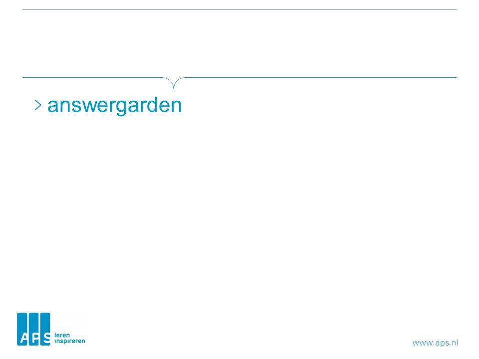 answergarden