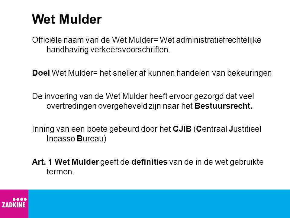 Wet Mulder