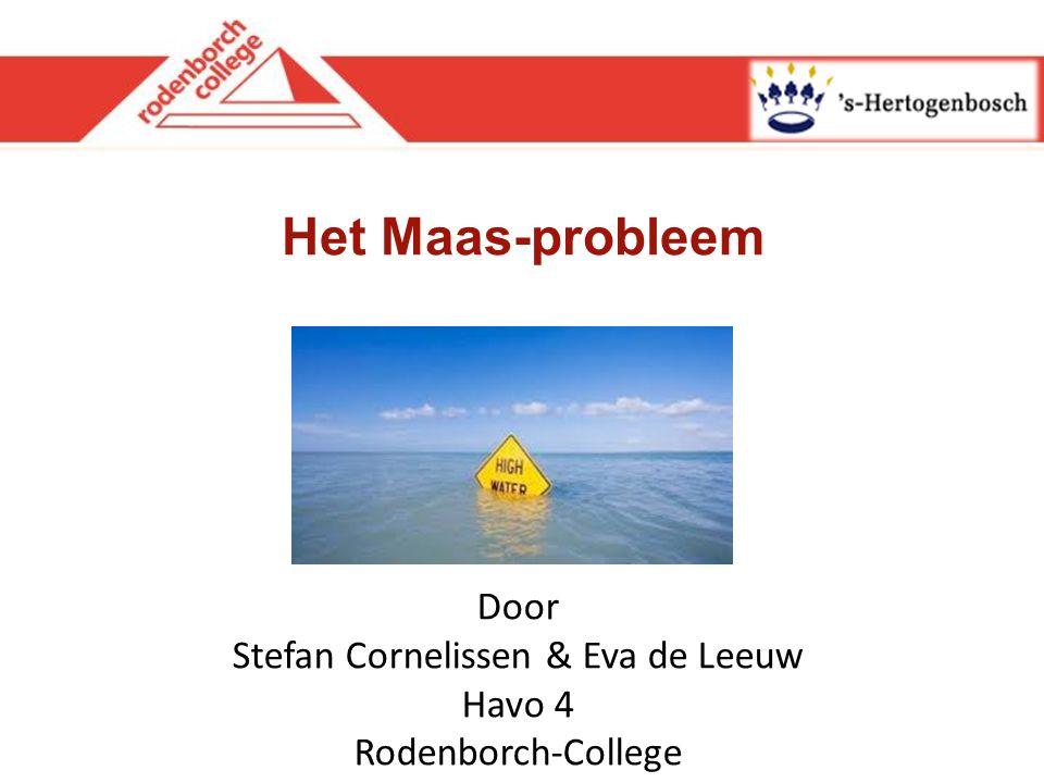 Stefan Cornelissen & Eva de Leeuw