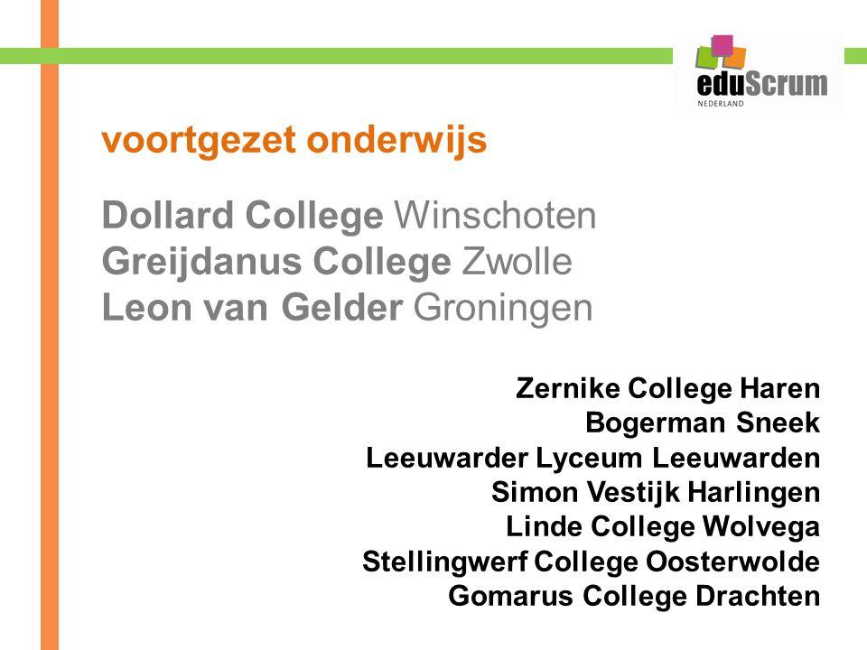 Dollard College Winschoten Greijdanus College Zwolle