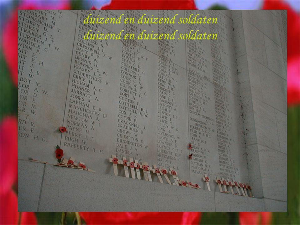 duizend en duizend soldaten duizend en duizend soldaten