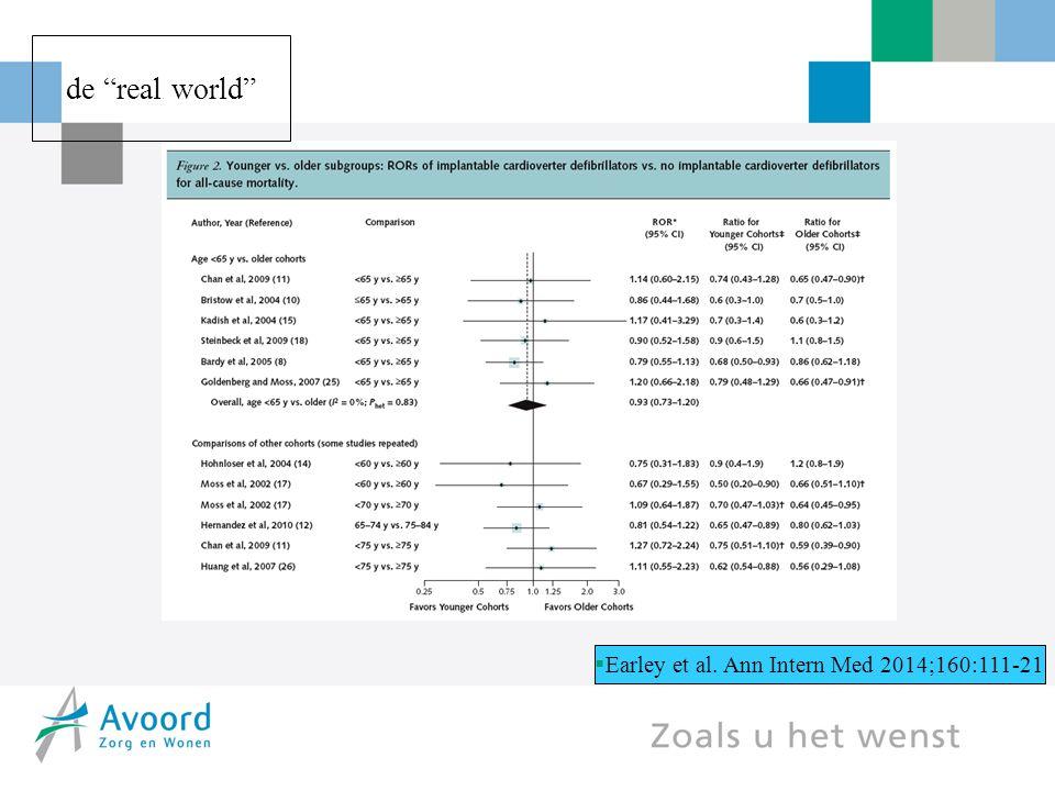 Earley et al. Ann Intern Med 2014;160:111-21