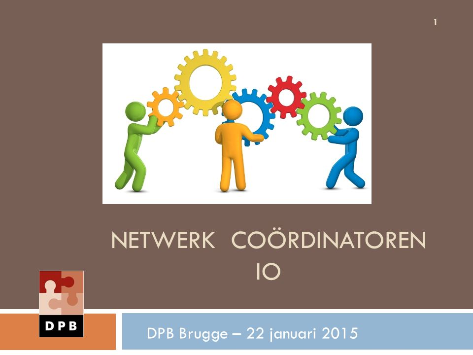 Netwerk coördinatoren IO