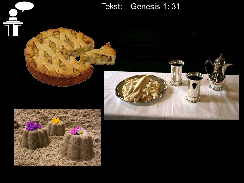 Tekst: Genesis 1: 31