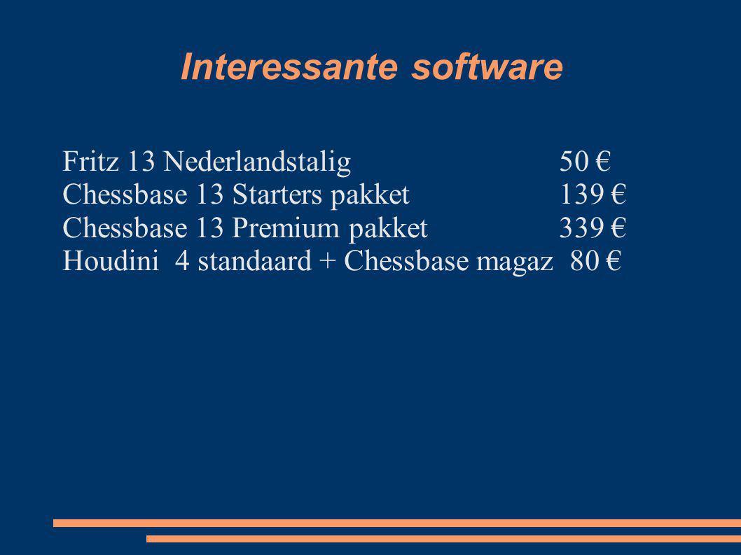 Interessante software