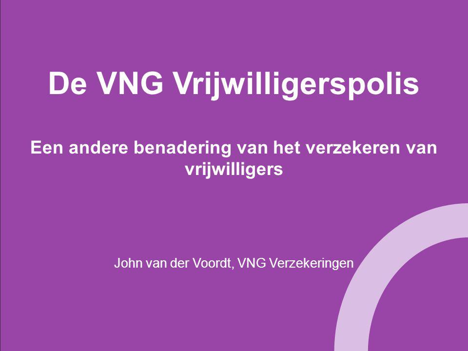 De VNG Vrijwilligerspolis