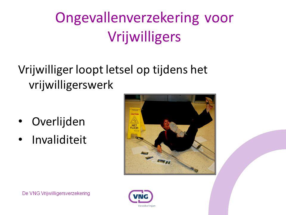 Ongevallenverzekering voor Vrijwilligers