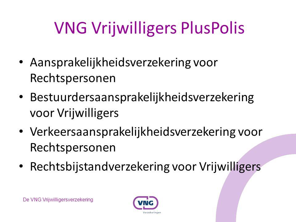 VNG Vrijwilligers PlusPolis