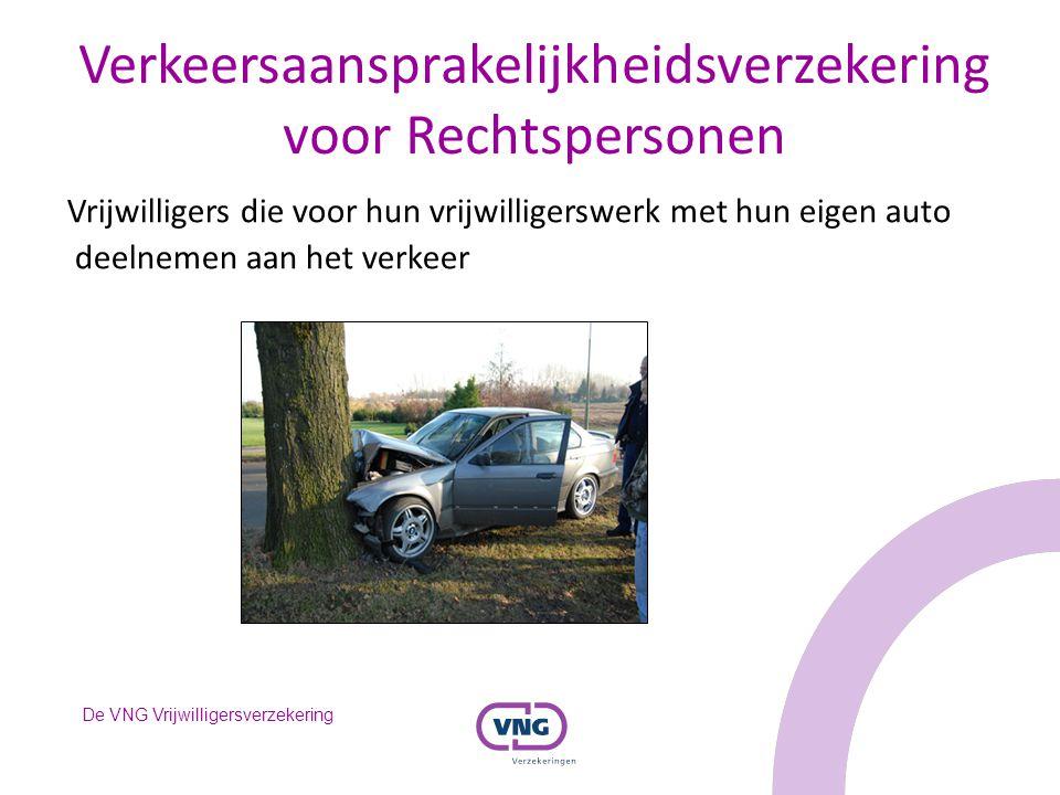 Verkeersaansprakelijkheidsverzekering voor Rechtspersonen